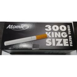 Αδεια τσιγάρα Atomic King Size (300 Τεμάχια)