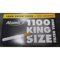 Αδεια τσιγάρα Atomic King Size (1.000 Τεμάχια)