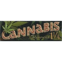 Αρωματικά Χαρτάκια Cannabis Flavored 1.1/4