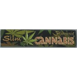 Αρωματικά Χαρτάκια Cannabis Flavored Slim King Size