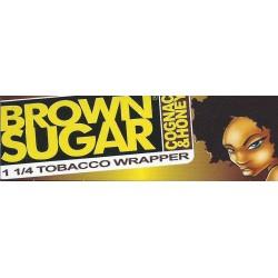 Αρωματικά Πουρόφυλλα Brown Sugar 1.1/4 με Γευση Cognac & Honey