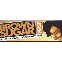 Αρωματικά Πουρόφυλλα Brown Sugar 1.1/4 με Γευση Peach