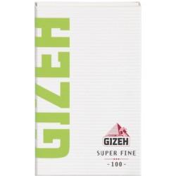 Χαρτάκια Gizeh Super Fine Magnet (Λαχανί) - Πακέτο 10 τεμαχίων