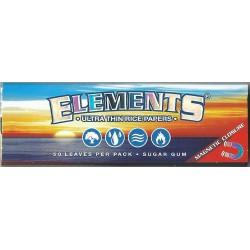 Χαρτάκια Elements 1.1/4 Magnetic Closure - Πακέτο 10 τεμαχίων
