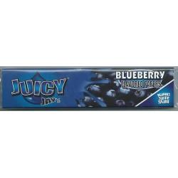 Αρωματικά Χαρτάκια Juicy Jay's King Size με Γεύση Blueberry