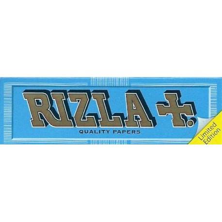 Χαρτάκια Rizla Γαλάζιο - Πακέτο 10 τεμαχίων