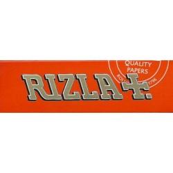 Χαρτάκια Rizla Πορτοκαλί - Πακέτο 10 τεμαχίων