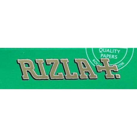 Χαρτάκια Rizla Πράσινο - Πακέτο 10 τεμαχίων