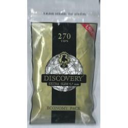 Φιλτράκια Discovery Extra Slim 5,7mm - Πακέτο 5 τεμαχίων